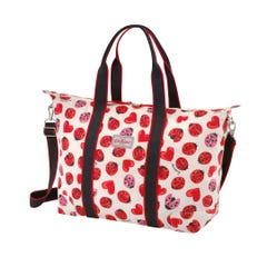 Lovebugs Foldaway Overnight Bag