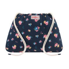 Park Meadow Bunch Drawstring Pouch