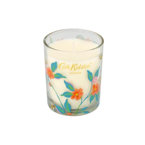 Greenwich Flowers Wild Barley And Meadow Candle