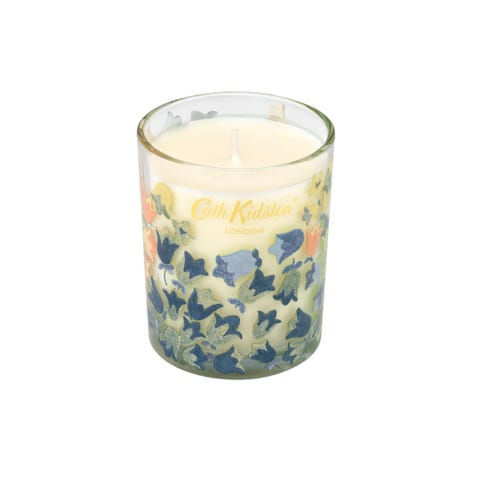 Painted Bluebell Oakmoss And Juniper Candle