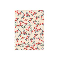 Greenwich Flowers Cloth A6 Notebook