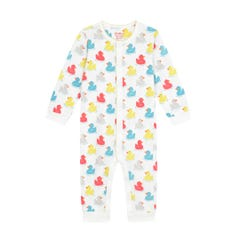 Rubber Duck Footless Sleepsuit