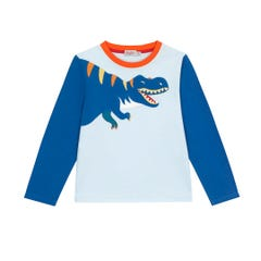 Dinosaur Jungle LS Everyday T-Shirt