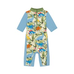 Dinosaur Jungle Baby Swim All-In-One