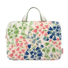 "Painted Bluebell 13"" Laptop Sleeve With Handle"
