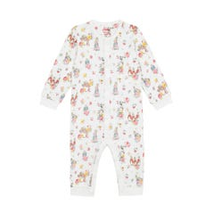 Beatrix Potter Ditsy Footless Sleepsuit