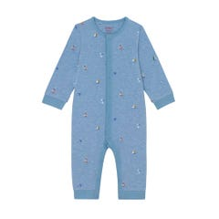 Small Sail boats Footless Sleepsuit