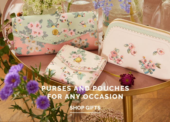 PURSES AND PUCHES FOR ANY OCCASION
