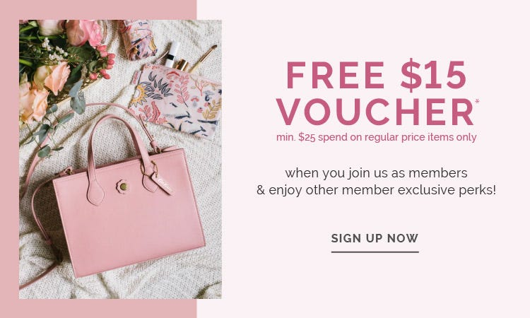 Free $10 Voucher and other benefits